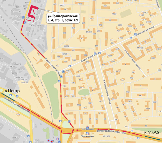 карта_грайвороновская, д. 4, ст.р 1, офис 121